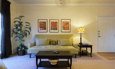 Living Room, Walnut Ridge Apartments, 1