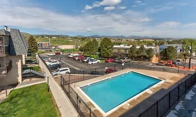 Pool, Union Square, 0