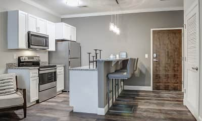 Kitchen, The Henry Lofts, 0
