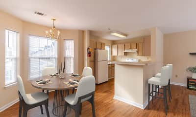 Dining Room, Ashworth Woods, 0