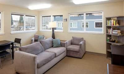 Living Room, The Cornerstone, 2