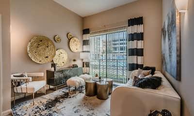 Living Room, Olympus Boulevard, 0