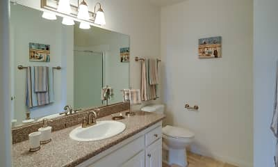 Bathroom, The Gallery, 0