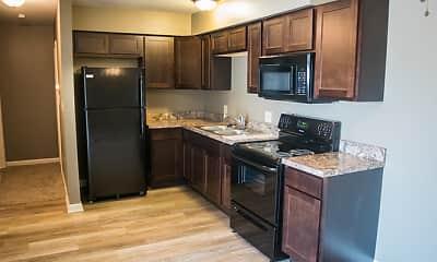 Kitchen, Appleton Ridge Apartments, 0