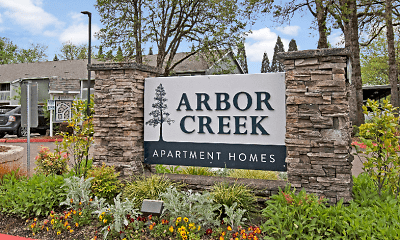 Community Signage, Arbor Creek, 2
