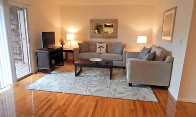 Living Room, Hamden Ridge, 1