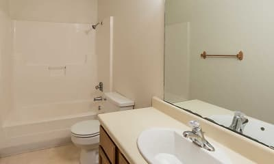Bathroom, Entrust Properties, 2