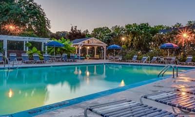 Pool, The Arbors Apartments, 0