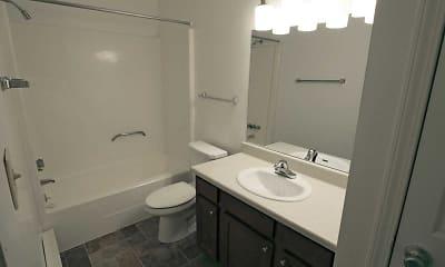 Bathroom, Cedarbrook, 2