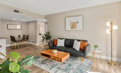 Living Room, Pointe Vista, 0