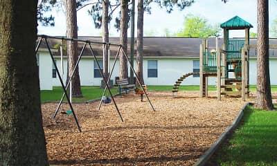 Playground, Lake Butler, 1