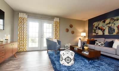 Living Room, MarQ Vestavia, 0