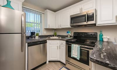 Kitchen, Sugarloaf Estates, 1