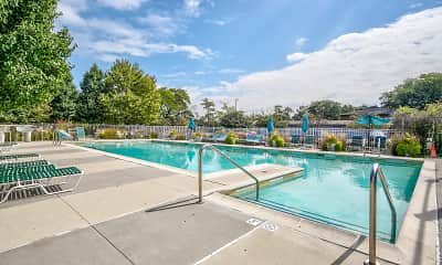 Pool, Village Park of Hoffman Estates, 0