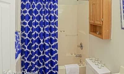 Bathroom, Bradford Pointe Apartments, 0