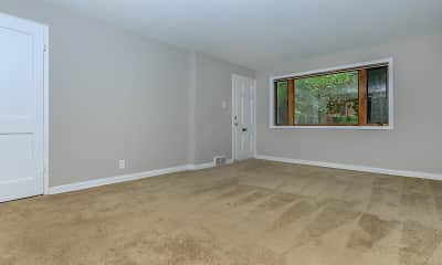 spare room with carpet and natural light, Drexelbrook Residential Community, 0