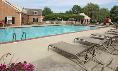 Pool, Hershey Heights, 0