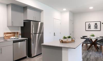 Kitchen, The Strand, 1