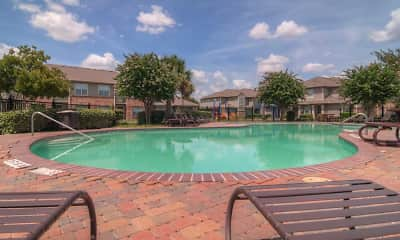 Pool, Collingham Park, 0