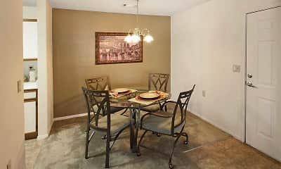 Dining Room, Civic Center East, 2