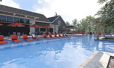 Pool, Atlas on 17th, 0