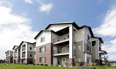 Building, The Fields at Timpanogos Apts., 1