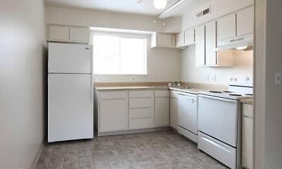 Kitchen, Park Plaza, 1