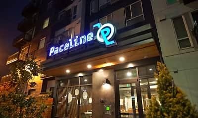 Community Signage, Paceline, 2