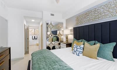 Bedroom, Aura Boca, 1