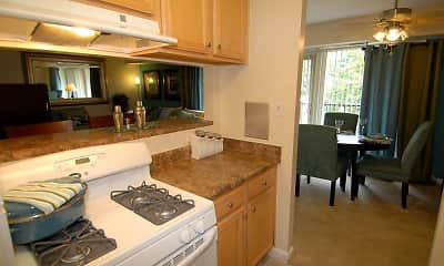 Kitchen, Harbor Place Apartment Homes, 1