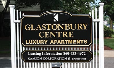 Community Signage, Glastonbury Centre, 0