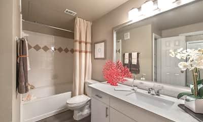 Bathroom, Olympus 7th Street Station, 1