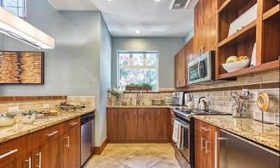 Kitchen, Wilderness Village, 1