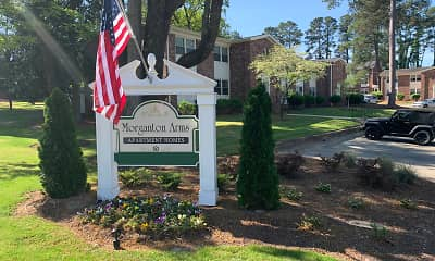 Morganton Arms Apartments, 2