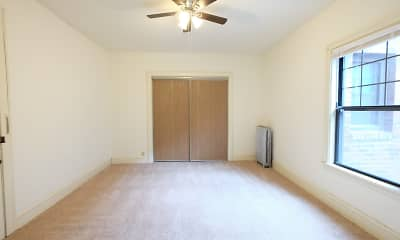 Bedroom, Garfield Court, 2