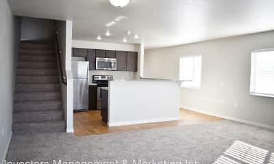 Kitchen, North Highlands Luxury Apartments, 2