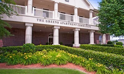 Building, The Greens at Springfield, 2