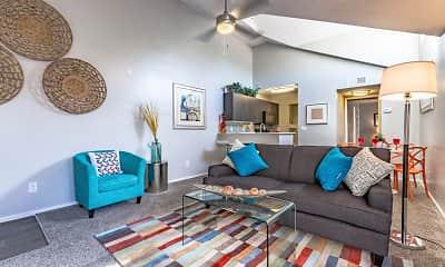 Living Room, Boulevard @ 4201, 0