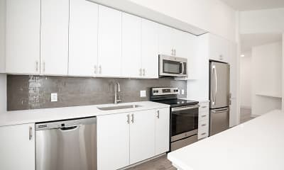Kitchen, Vista Brooklyn, 0