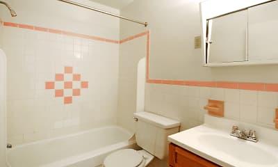 Bathroom, Manchester Arms, 2