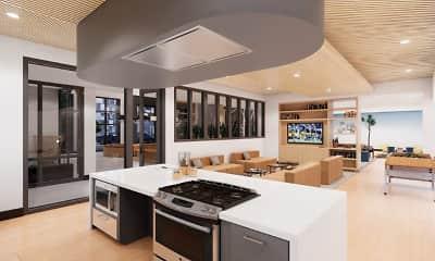 Kitchen, Broadstone Archive, 2