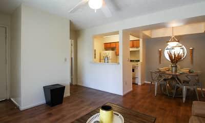 Dining Room, Union Hills Estates, 1