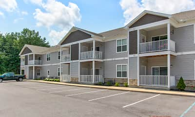 Building, Carlton Hollow Senior Apartments, 1