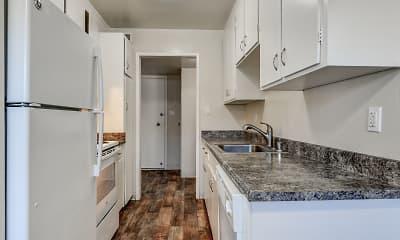Kitchen, Solaris Apartments, 0
