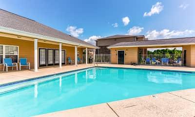 Pool, Northfield Ridge, 1