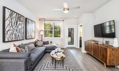 Living Room, Cortland Reunion, 2