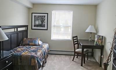 Bedroom, Carlton Oaks, 2