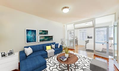 Living Room, The Baystate, 1