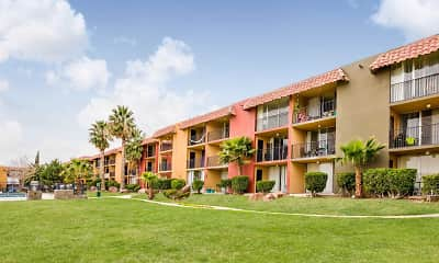 Building, Villa Sierra, 1