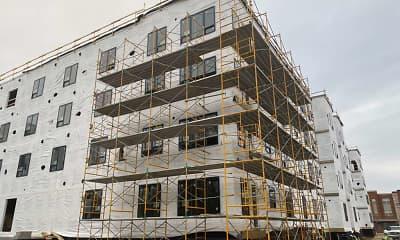 Building, The Morrison, 2